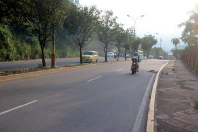 Conductor arrolló en Bucaramanga a una estudiante de la UIS y emprendió la huida