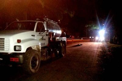 El accidente ocurrió el pasado jueves en la tarde y ocasionó la muerte del joven Cristian Alejandro Durán Gutiérrez.