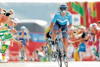 En La Camperona, Quintana fue el más fuerte de los favoritos
