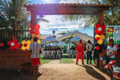 Se inauguró nuevo centro infantil en Girón