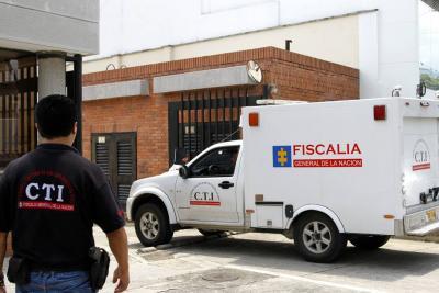 Jhon Jairo Barrios Amado fue apuñalado por la espalda por un consumidor de alucinógenos y llegó sin signos vitales al Hospital Universitario.