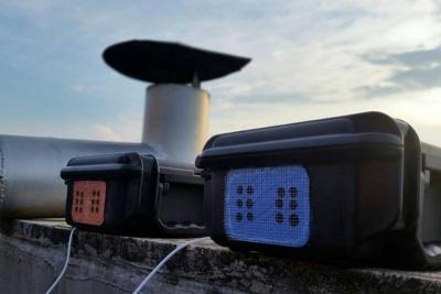 Tres colegios tendrán red de monitoreo de calidad del aire