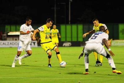 Alianza Petrolera puso el juego, y Jaguares el gol