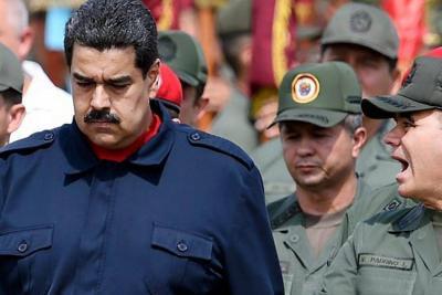 Gobierno de Estados Unidos mantuvo reuniones secretas con militares rebeldes de Venezuela