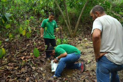 Analizan suelos rurales de Girón para viabilidad de producción agrícola