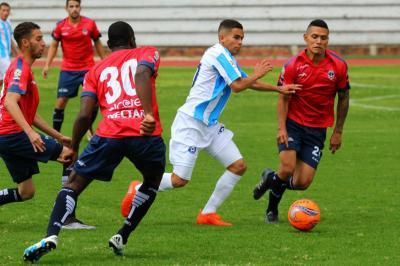 Real Santander se mide ante Fortaleza