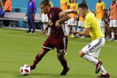 Santiago Arias sufrió una lesión y se retira de la concentración de la Selección Colombia