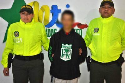Capturan hombre acusado de violar a su prima de 8 años