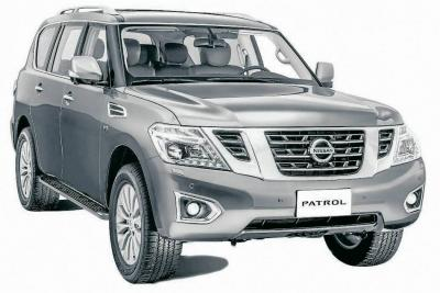 Nissan Patrol, todo un ícono del 4x4