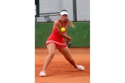 Santander acogió el Torneo Profesional Clase B de tenis
