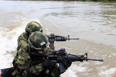 Fuerza Pública cesa operaciones en el Chocó para la liberación de secuestrados del Eln