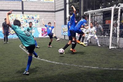 Ya están definidos los partidos de las finales de la Copa Yogurcito Freskaleche