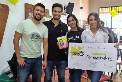 Estudiantes UNAB propusieron soluciones para la ciudad en el Dream Big Challenge Latam 2018