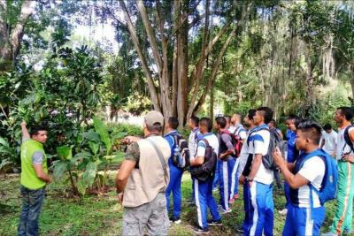 Hoy la Cdmb celebra el Día de la Biodiversidad en el Jardín Botánico