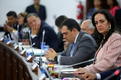 """La cúpula militar es inservible"": María Fernanda Cabal"