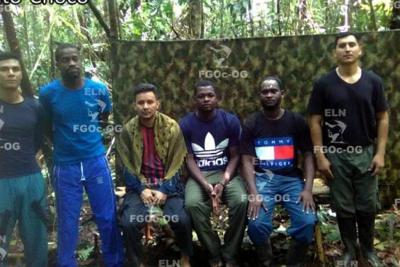 Antes del viernes quedarían libres secuestrados por el Eln en Chocó