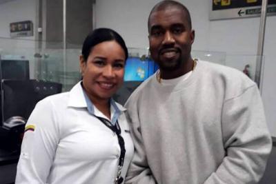 ¿Kanye West en Cali? Las fotos que causan revuelo en redes sociales