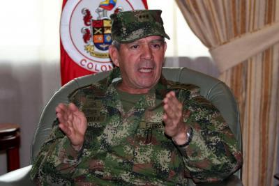 El general (r) Mario Montoya formalizará este jueves su sometimiento a la JEP