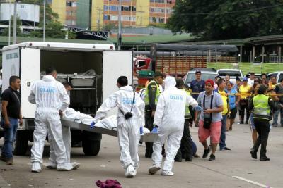 Conmoción por  feminicidio en la Central de Abastos de Bucaramanga