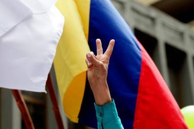 En qué va 'La paz de Santos'