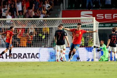 España destrozó a la subcampeona del mundo