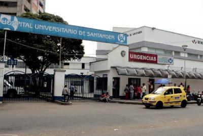 Extranjero fue herido por defender a mujer que era agredida por su expareja en Bucaramanga