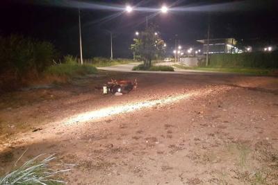 Fallece joven motociclista en accidente de tránsito en Piedecuesta
