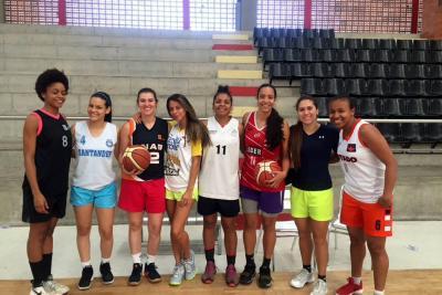Baloncesto femenino, por un cupo a los Juegos Nacionales