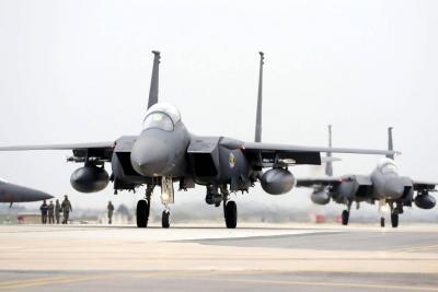 Fuerza Aérea de Estados Unidos intercepta dos cazas nucleares rusos