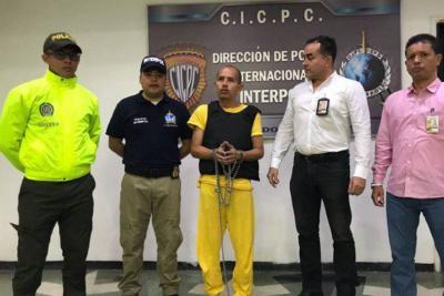 """Extraditan a Colombia a alias el """"Lobo feroz"""", acusado de 276 violaciones"""