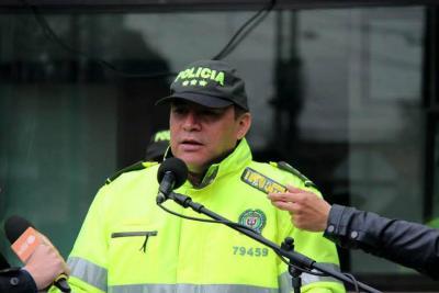 Por chuzadas ilegales se va a la cárcel el general Guatibonza