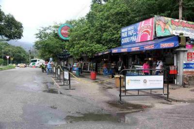 Casetas de Papi Quiero Piña en Floridablanca estarían abiertas hasta el 20 de septiembre