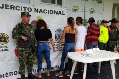 'Los del callejón' ya no seguirán en el microtráfico en Barrancabermeja