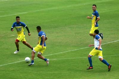 El Atlético Bucaramanga prepara  su duelo ante Alianza Petrolera