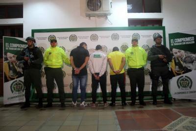 Arrestaron a sicarios implicados en el asesinato de taxista y presidiario en Bucaramanga