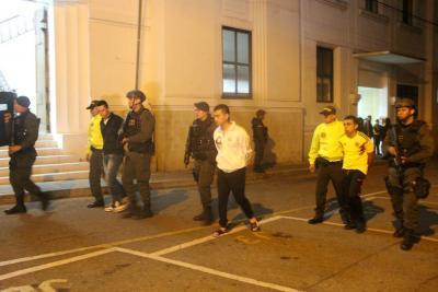 Así fue la captura de los sicarios de alias 'Pichi' en Bucaramanga