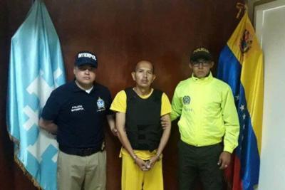 Autoridades colombianas judicalizarán al 'Lobo Feroz'