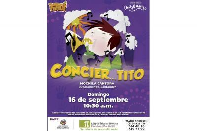 Concier… Tito