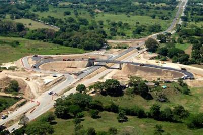 Los obras contratadas de la Ruta del Sol II benefician a los departamentos de Santander, Norte de Santander, Cesar, Cundinamarca y Boyacá.