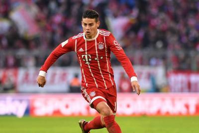 Con gol de James, Bayern venció por 3-1 al Leverkusen