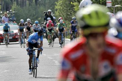 Yates tiene el título de la Vuelta a 93 kilómetros