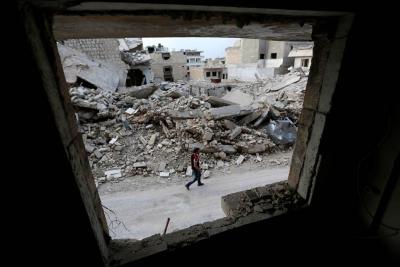 Siria: una guerra  de nunca acabar