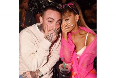 Ariana Grande rompe el silencio  sobre la muerte de su ex, Mac Miller