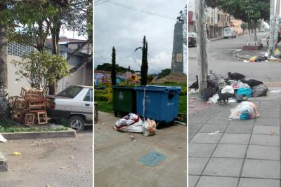 Ciudadanos denuncian contaminación por basuras en distintos puntos de Bucaramanga