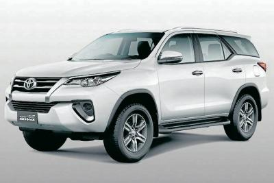 Toyota SW4 llega con nueva versión