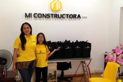 Emprendimiento familiar consolida a 'Mi constructora'
