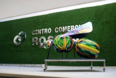 El nuevo 'nido' de la Hormiga Cromática del Centro de Bucaramanga