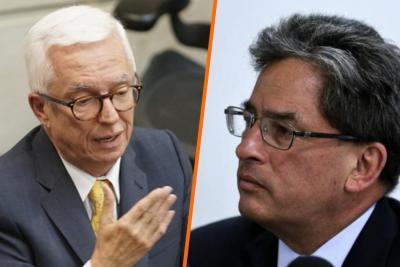 """Carrasquilla debe renunciar por haber actuado de forma """"corrupta"""": senador Jorge Robledo"""