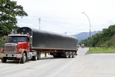 Mensajero falleció en un grave accidente en la vía a Chimitá