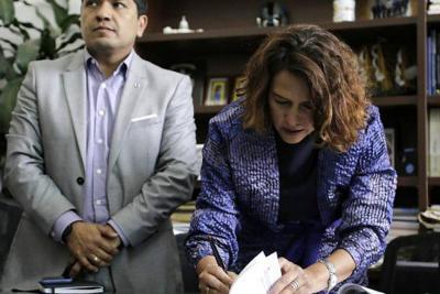 Gobierno radicó otros ocho proyectos anticorrupción